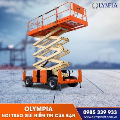 Olympia - nơi trao gửi niềm tin của bạn.