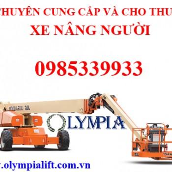 Chuyên cung cấp và cho thuê xe nâng nhập khẩu từ mỹ