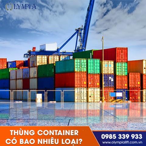 Container là gì? Tác dụng và phân loại trong vận chuyển hàng hóa