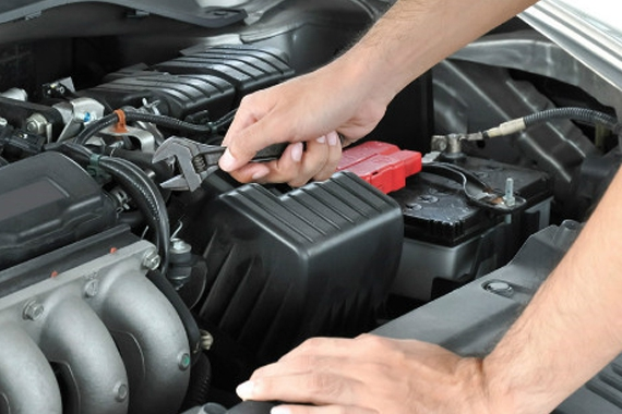 Sửa chữa xe nâng tại chỗ